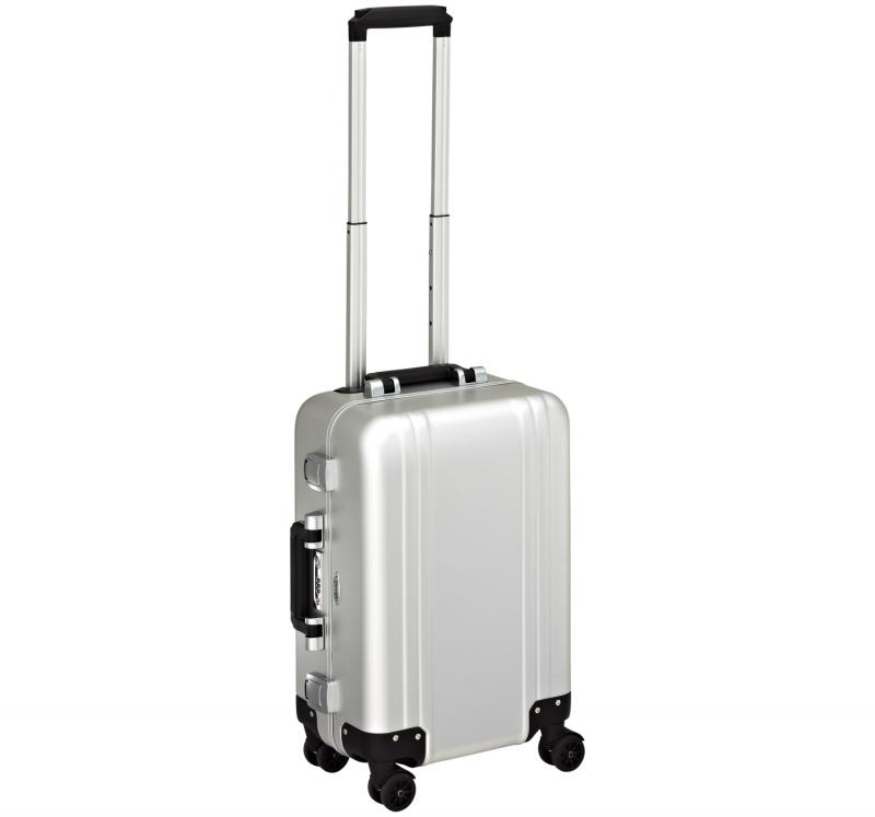 "Classic Aluminum ZRC19-SI - 19"" 4-колесный алюминиевый чемодан серии ZRC"