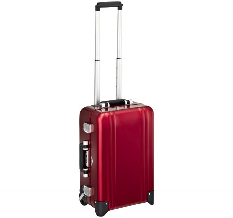 Classic Aluminum ZRC20-RD -  2-колесный алюминиевый красный чемодан серии ZRC