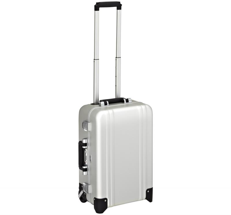 Classic Aluminum ZRC20-SI - 2-колесный алюминиевый чемодан серии ZRC