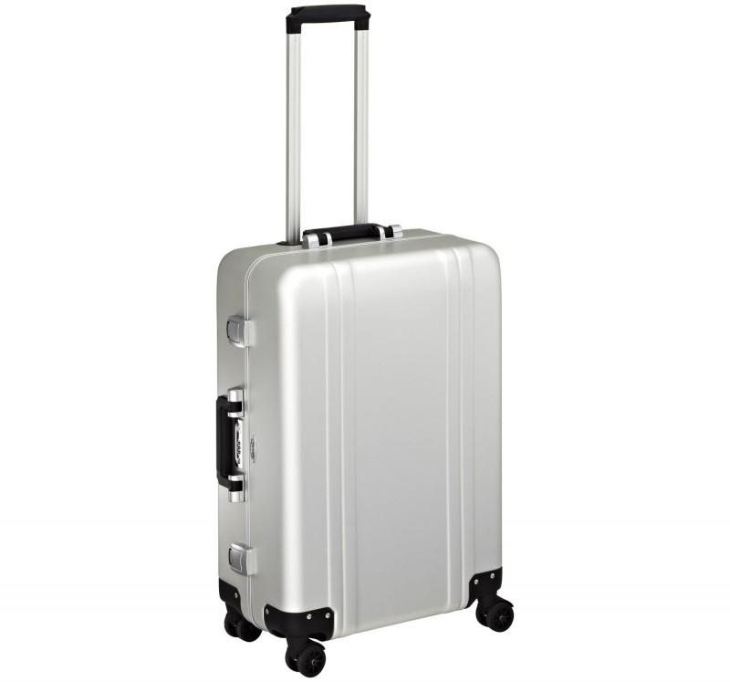 "Classic Aluminum ZRC26-SI - 26"" 4-колесный алюминиевый чемодан серии ZRC"
