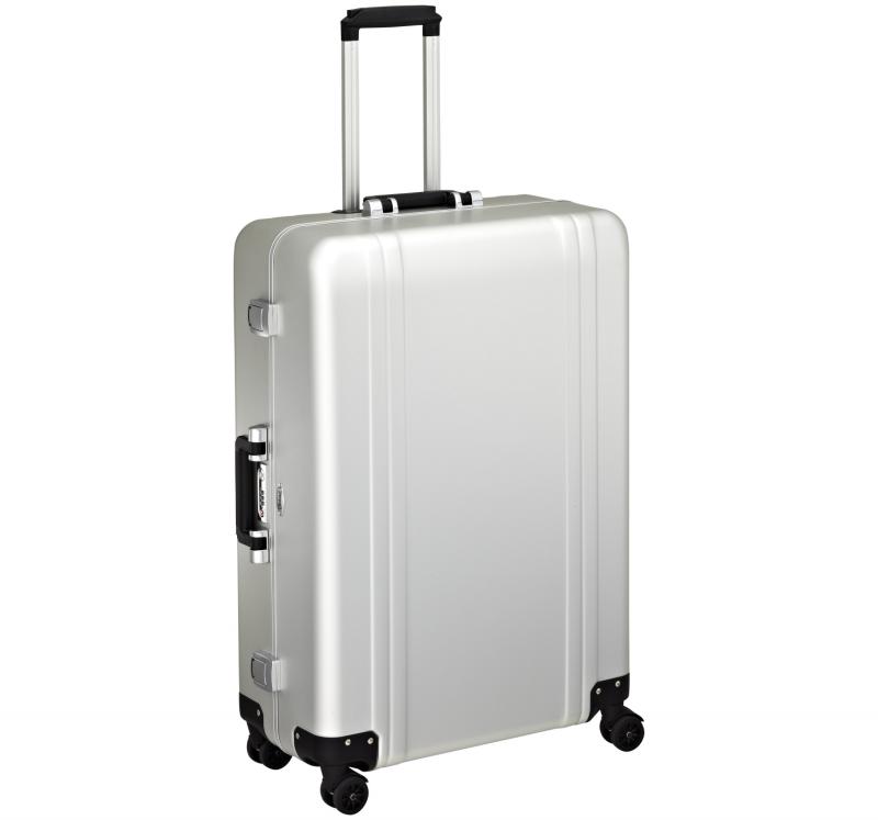"Classic Aluminum ZRC28-SI - 28"" 4-колесный алюминиевый чемодан серии ZRC"