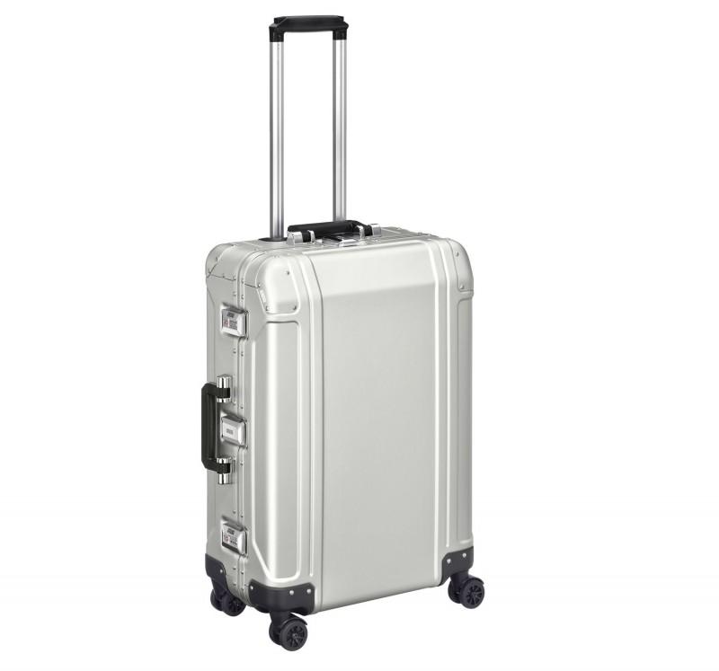 """Geo Aluminum 2.0 ZRG230-SI - 30"""" 4-колесный алюминиевый чемодан серии гео2"""