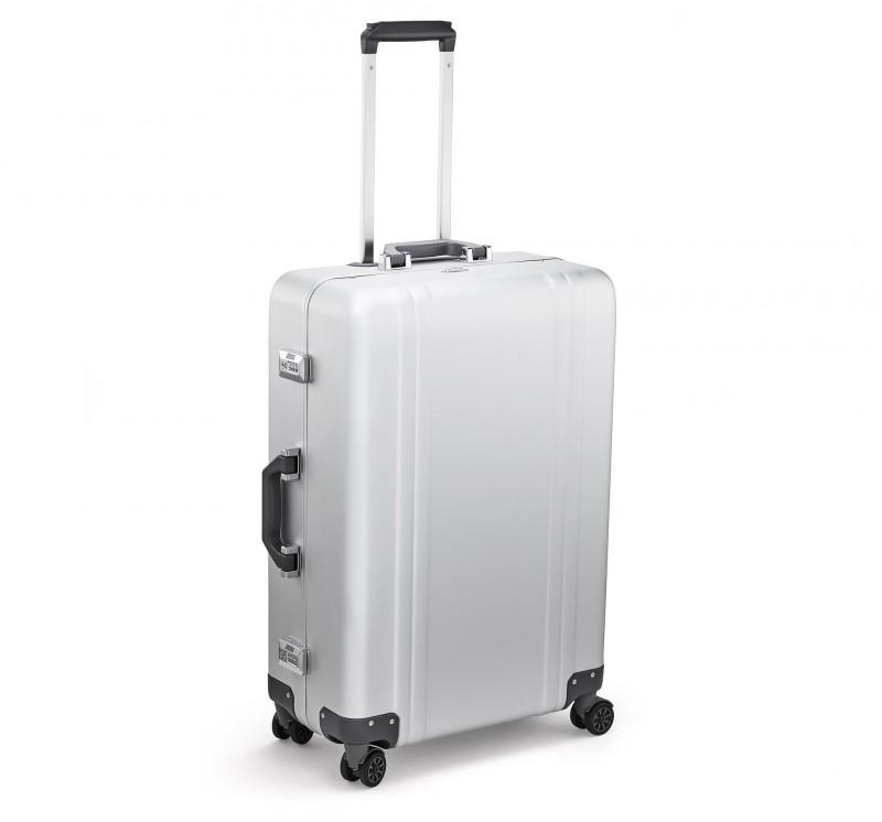 "Classic Aluminum ZRC26А-SI - 26"" 4-колесный алюминиевый чемодан серии ZRC"