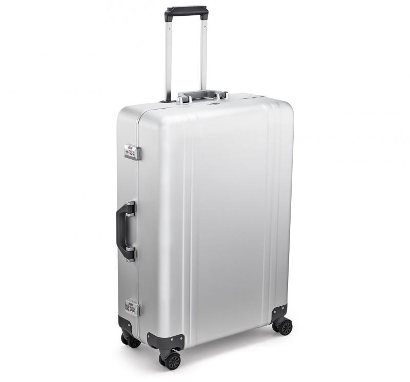 "Classic Aluminum ZRC28А-SI - 28"" 4-колесный алюминиевый чемодан серии ZRC"