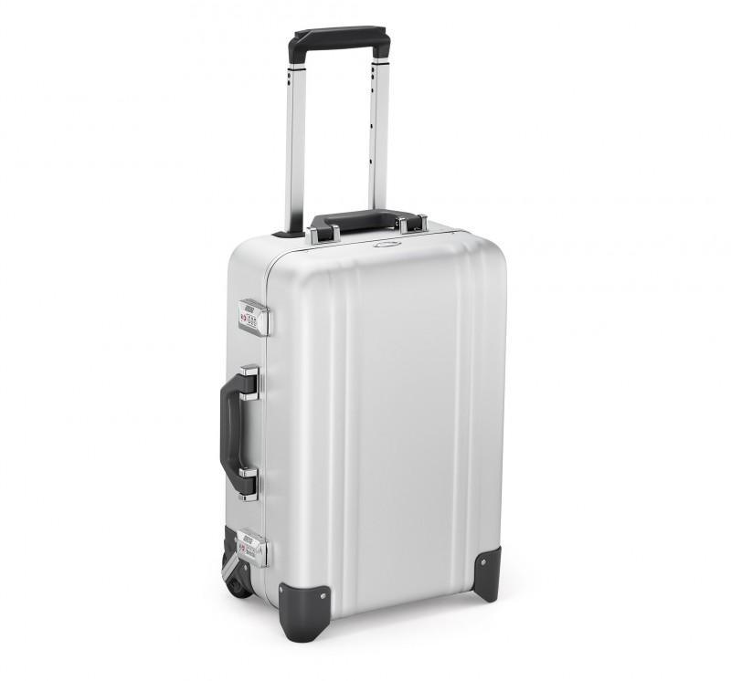 Classic Aluminum ZRC20A-SI - 2-колесный алюминиевый чемодан серии ZRC
