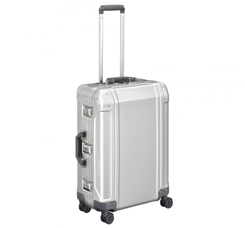"""Geo Aluminum 3.0 ZRG2524-SI - 24"""" 4-колесный Алюминиевый чемодан серии ГЕО 3"""