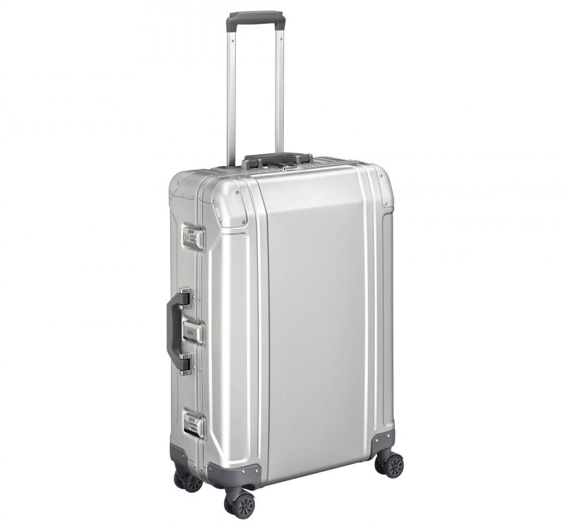 """Geo Aluminum 3.0 ZRG2526-SI - 26"""" 4-колесный Алюминиевый чемодан серии ГЕО 3"""