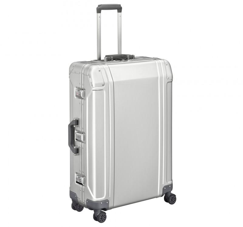 """Geo Aluminum 3.0 ZRG2528-SI - 28"""" 4-колесный алюминиевый чемодан серии ГЕО 3"""