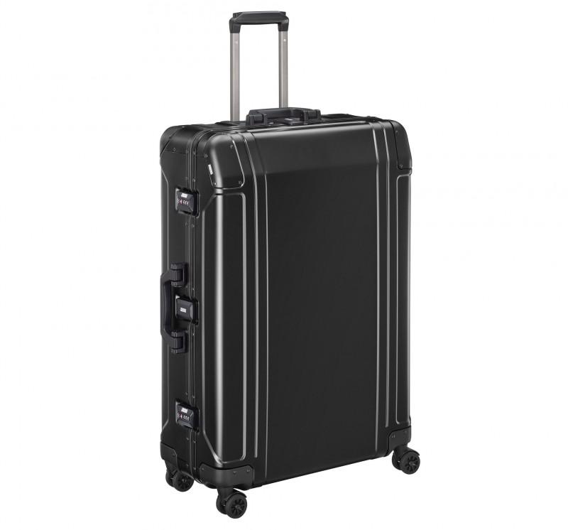 """Geo Aluminum 3.0 ZRG2530-BK - 30"""" 4-колесный черный алюминиевый чемодан серии ГЕО 3"""