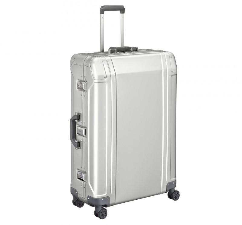 """Geo Aluminum 3.0 ZRG2530-SI - 30"""" 4-колесный алюминиевый чемодан серии ГЕО 3"""